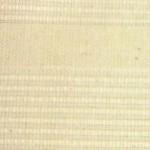 דגם פסים אטום חלקית בצבע קרם מס' 4